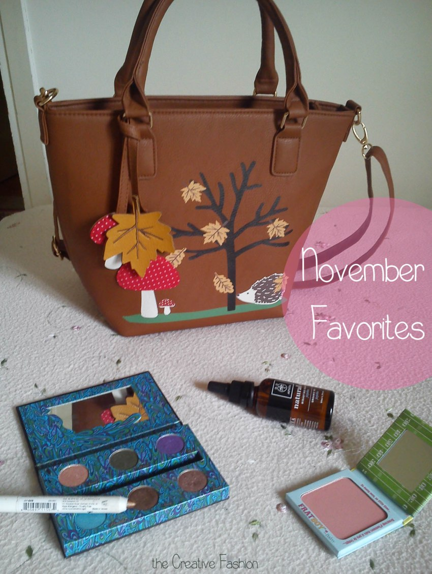 November_Favorites